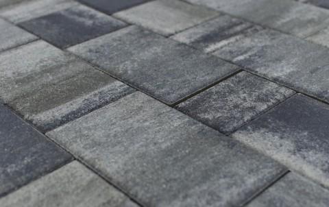 Тротуарная плитка BRAER Старый город Ландхаус, Вечер, h= 80