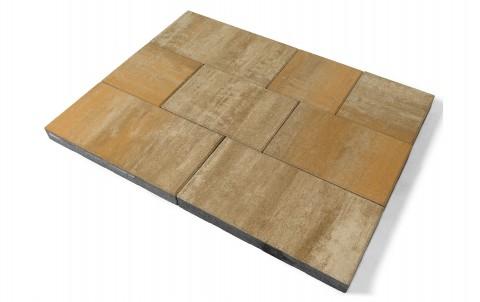 Тротуарная плитка BRAER Триада, плато, h= 60