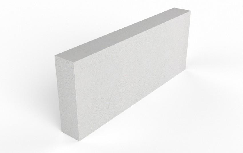 Газобетонный перегородочный блок D500 Bonolit (75 мм)