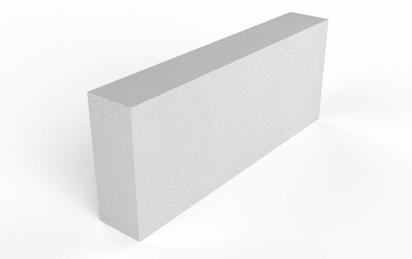 Газобетонный перегородочный блок D500 Bonolit (100 мм)