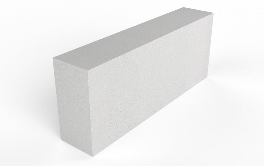 Газобетонный перегородочный блок D500 Bonolit (Старая Купавна) (125 мм)