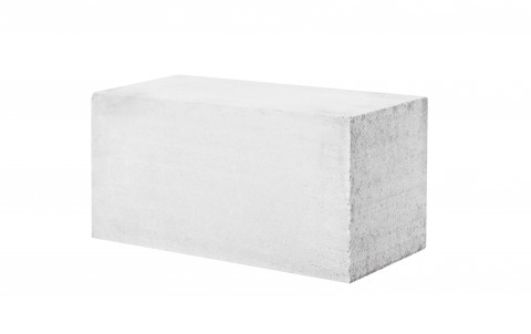 Газосиликатный стеновой блок ЕвроБлок D500 600x300x300