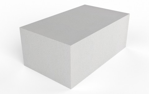 Блок Бонолит Малоярославец стеновой теплоизоляционно-конструкционный D400 625x375x250