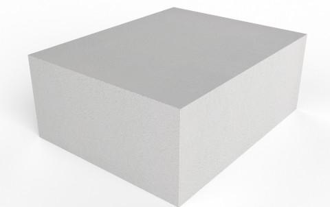 Блок Бонолит Малоярославец стеновой теплоизоляционно-конструкционный D400 625x500x250