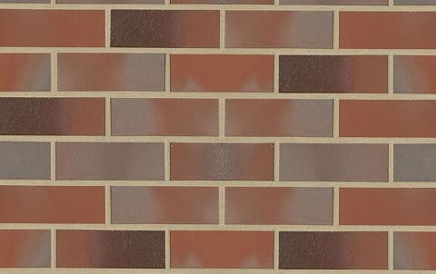 Клинкерная плитка для фасада ABC klinkergruppe Ziegelriemchen Blankenese, 240x71x10