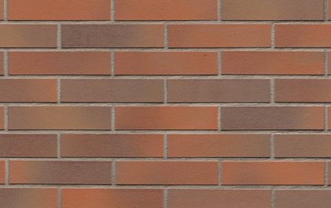 Клинкерная плитка для фасада ABC klinkergruppe Ziegelriemchen Altona, 240x71x10