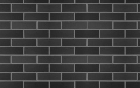 Клинкерная плитка для фасада ABC klinkergruppe Schwarz matt, 240x71x10