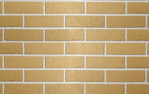 Клинкерная плитка для фасада ABC klinkergruppe Rustik Sandgelb, 240x71x10