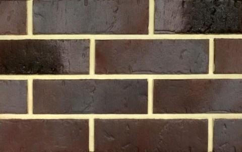 Клинкерная плитка для фасада ABC klinkergruppe Rustik Blankenese, 240x71x10