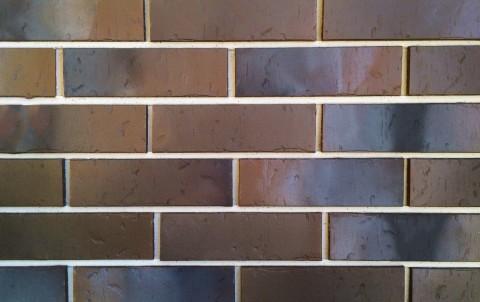 Клинкерная плитка для фасада ABC klinkergruppe Rustik Baltrum, 240x71x10