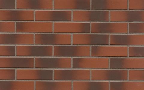 Клинкерная плитка для фасада ABC klinkergruppe Naturbrand Schieferstruktur, 240x52x7
