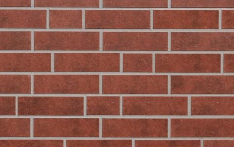 Клинкерная плитка для фасада ABC klinkergruppe Granit rot, 240x71x10