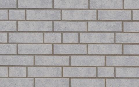 Клинкерная плитка для фасада ABC klinkergruppe Granit grau, 240x71x10