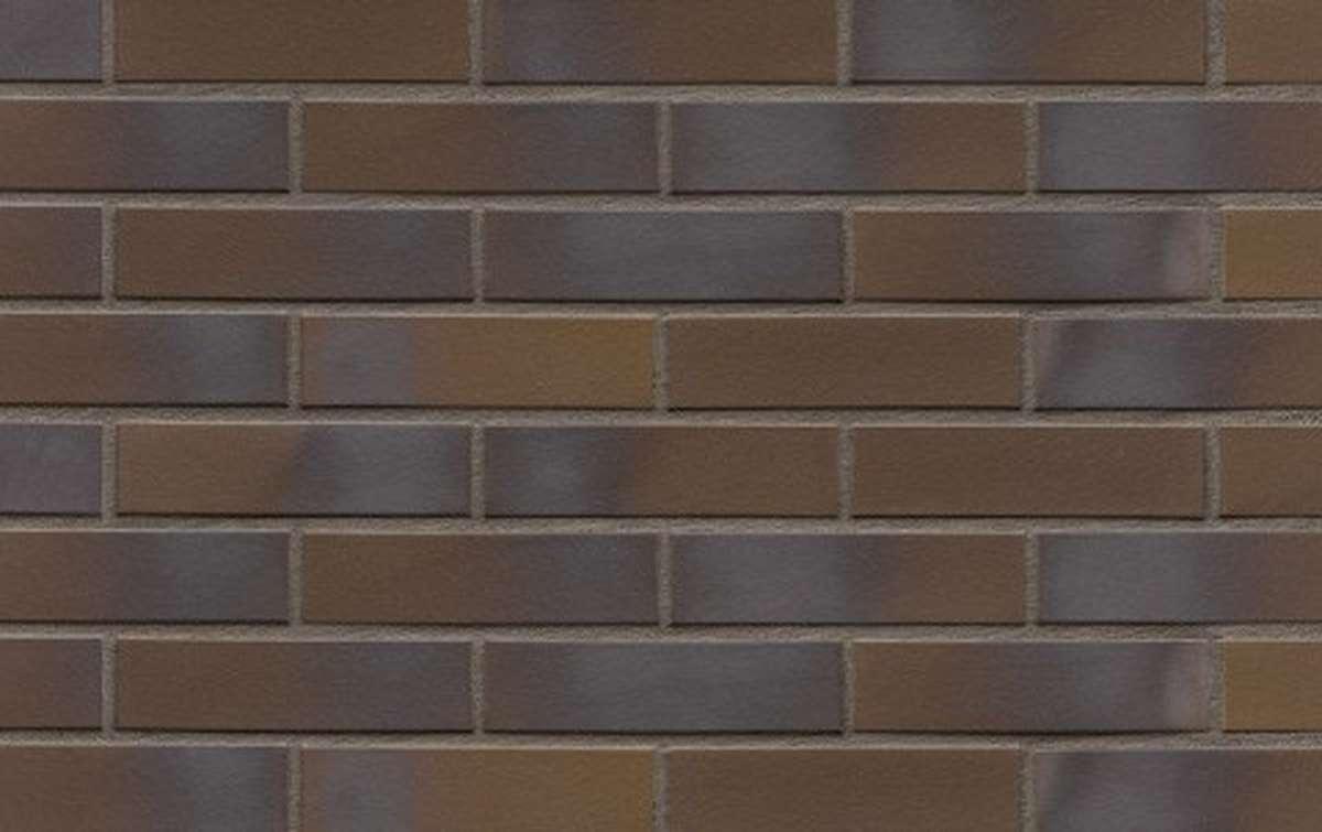 Клинкерная плитка для фасада ABC klinkergruppe Baltrum glatt, 240x52x10