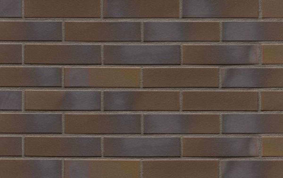 Клинкерная плитка для фасада ABC klinkergruppe Baltrum glatt, 240x71x10