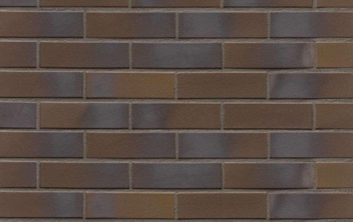Клинкерная плитка для фасада ABC klinkergruppe Baltrum, 240x71x8