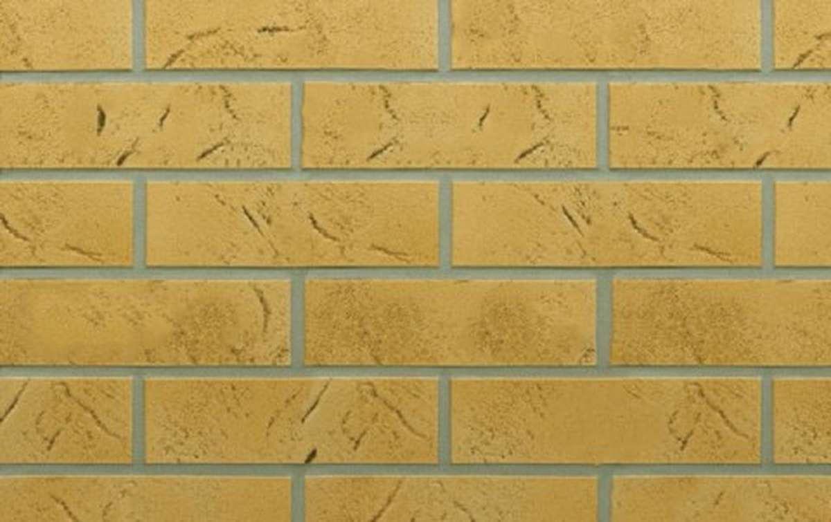 Клинкерная плитка для фасада ABC klinkergruppe Antik Sandstein, 240x71x8