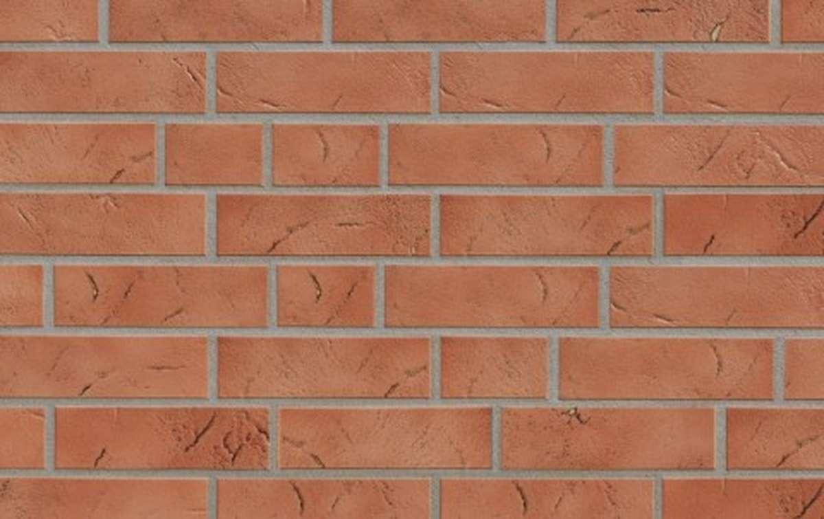 Клинкерная плитка для фасада ABC klinkergruppe Antik Kupfer, 240x71x8