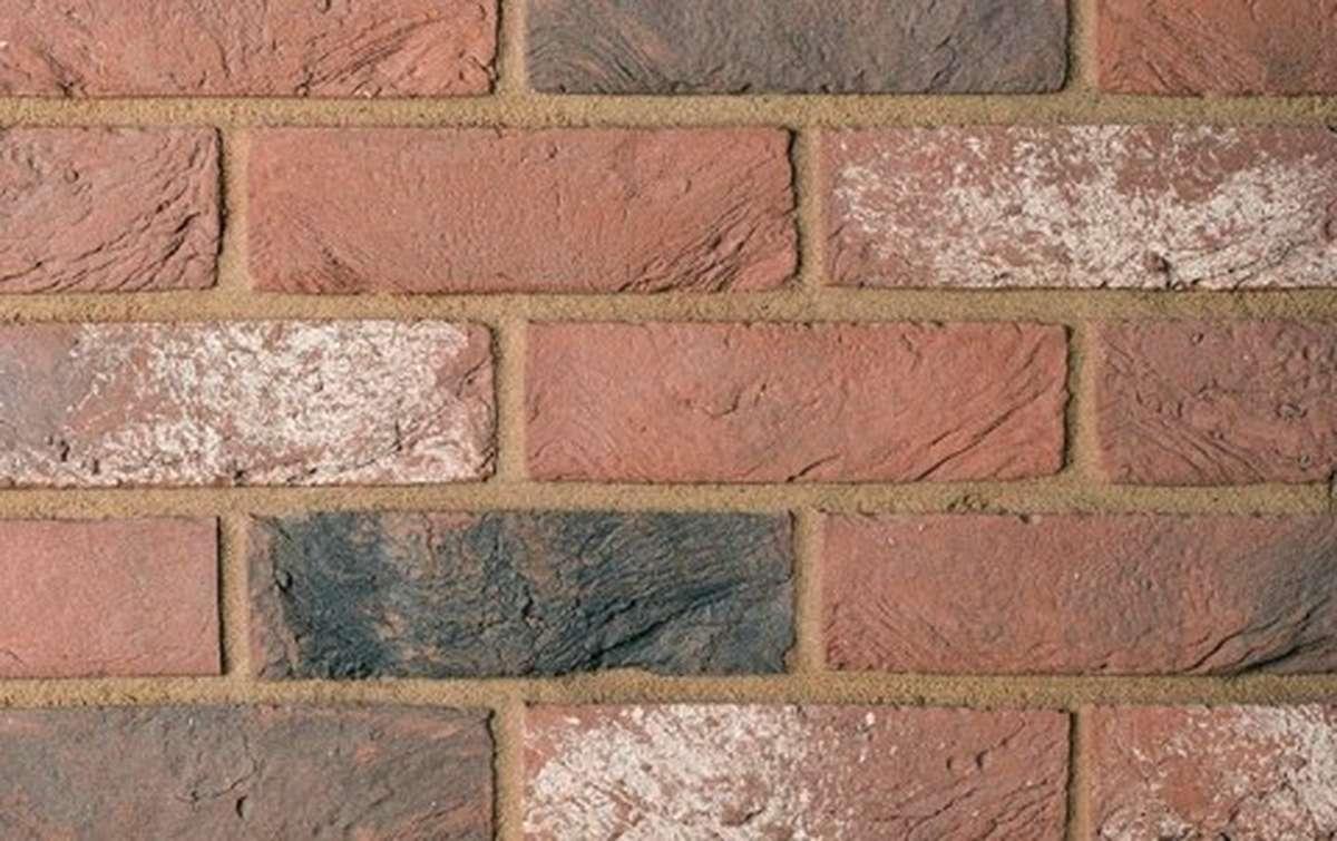 Облицовочный кирпич ручной формовки vandersanden  24 А7.Maltings, DF