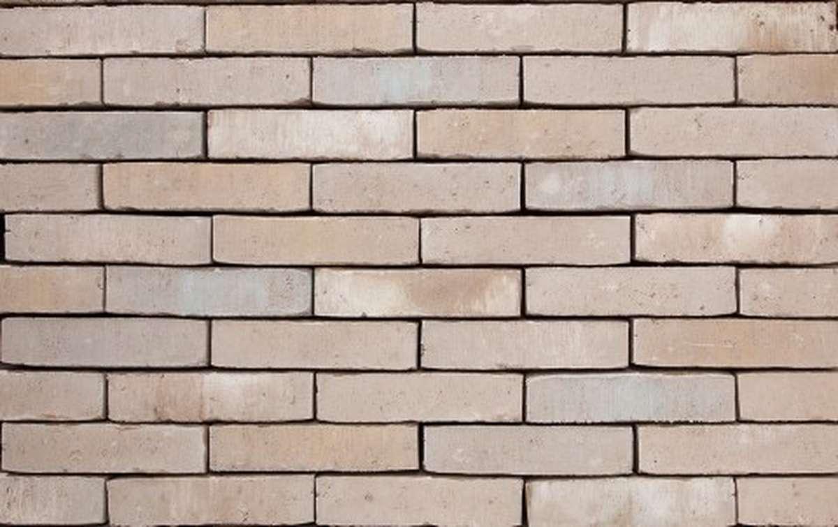 Фасадная плитка ручной формовки vandersanden  503. Berit WS, WF рядовая