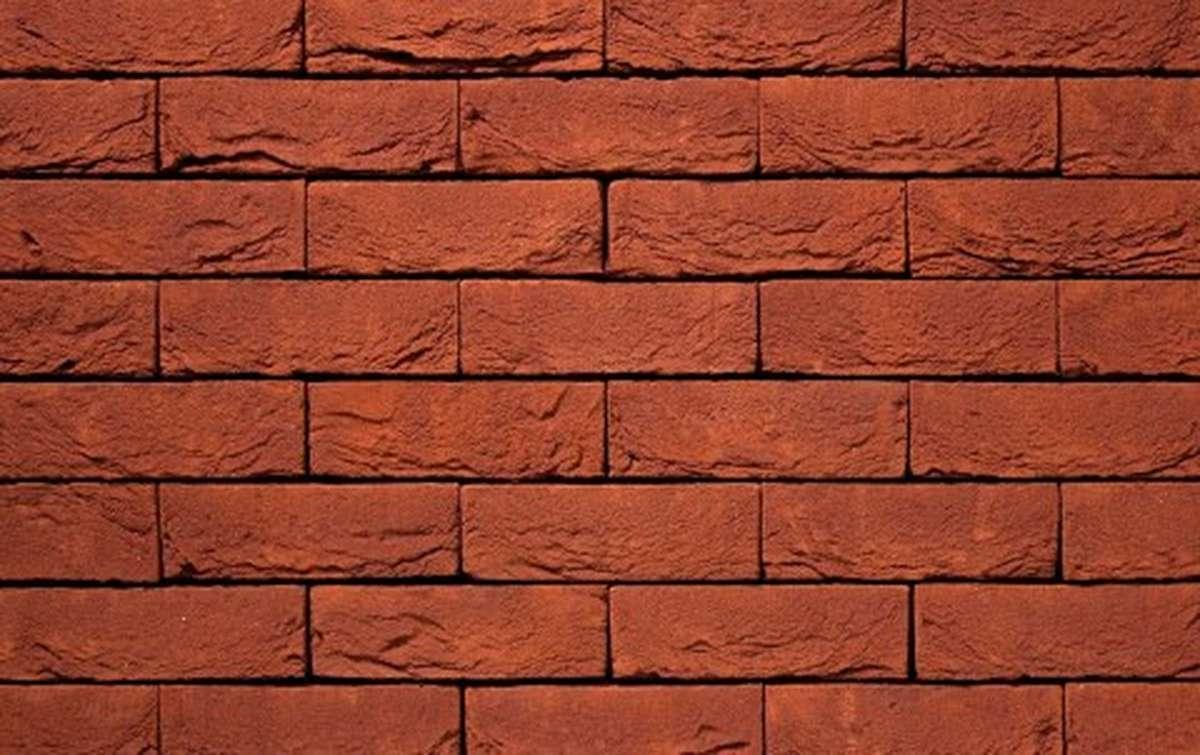 Фасадная плитка ручной формовки vandersanden  86. Boston, WF рядовая