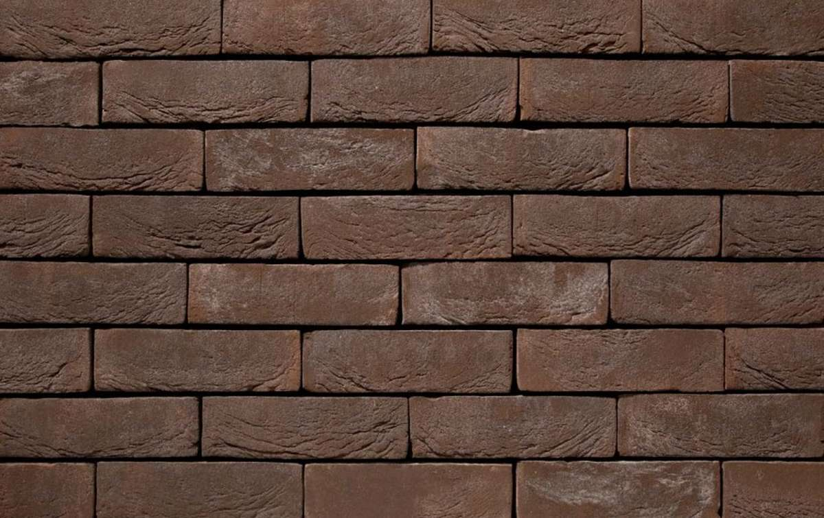 Фасадная плитка ручной формовки vandersanden  9. Java, WF рядовая