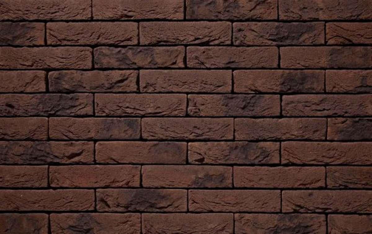 Фасадная плитка ручной формовки vandersanden  97. Robusta, WF рядовая