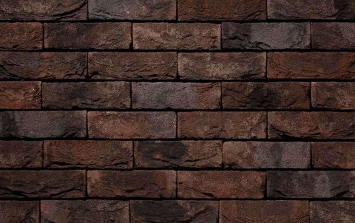 Фасадная плитка ручной формовки vandersanden  66. Acera, WF рядовая