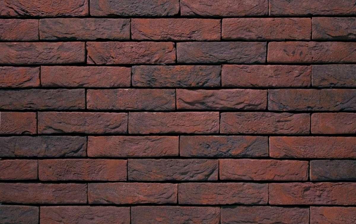 Фасадная плитка ручной формовки vandersanden  33. Parma, WF рядовая