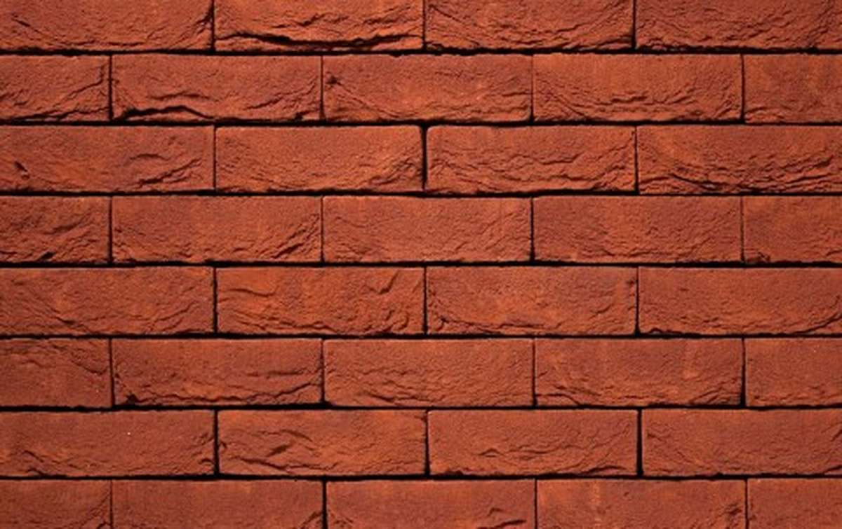 Фасадная плитка ручной формовки vandersanden  86. Boston, DF рядовая