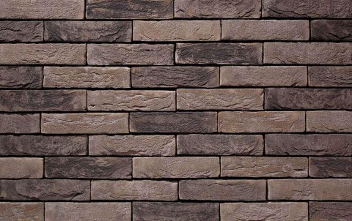 Фасадная плитка ручной формовки vandersanden  71. Cortona, DF рядовая