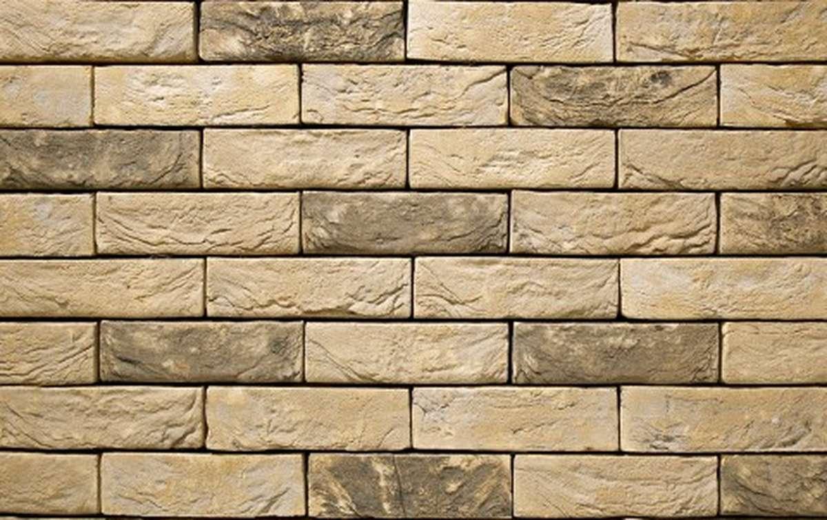 Фасадная плитка ручной формовки vandersanden  64. Corum, DF рядовая