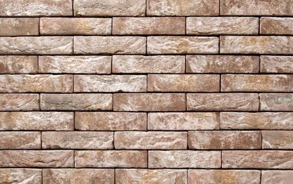 Фасадная плитка ручной формовки vandersanden  79. Anicius, DF рядовая
