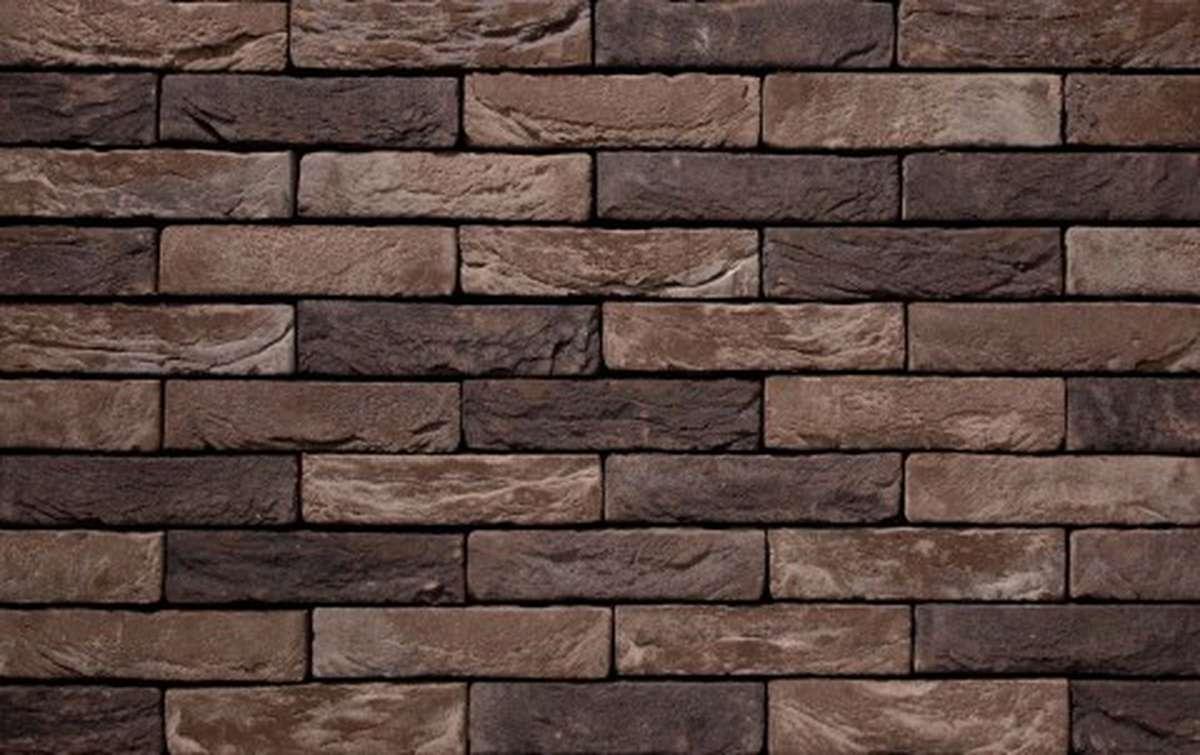Фасадная плитка ручной формовки vandersanden  72. Treviso, DF рядовая