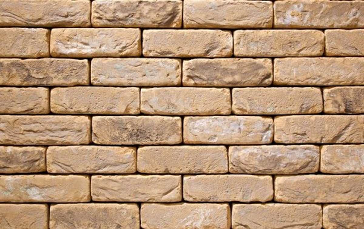 Фасадная плитка ручной формовки vandersanden  101. Oud Blanckaert, DF рядовая