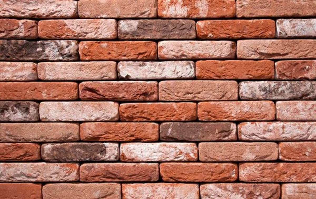 Фасадная плитка ручной формовки vandersanden  90. Oud Warande, DF рядовая
