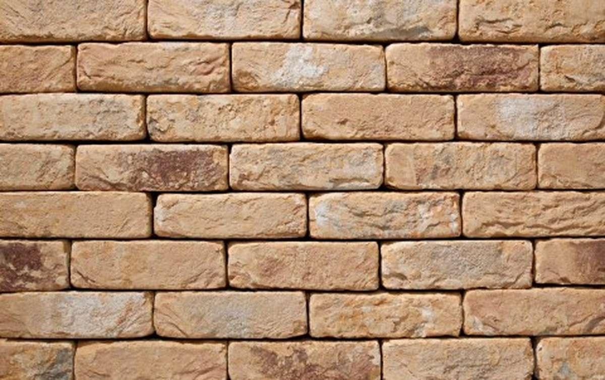 Фасадная плитка ручной формовки vandersanden  20. Oud Kuststeen, DF рядовая