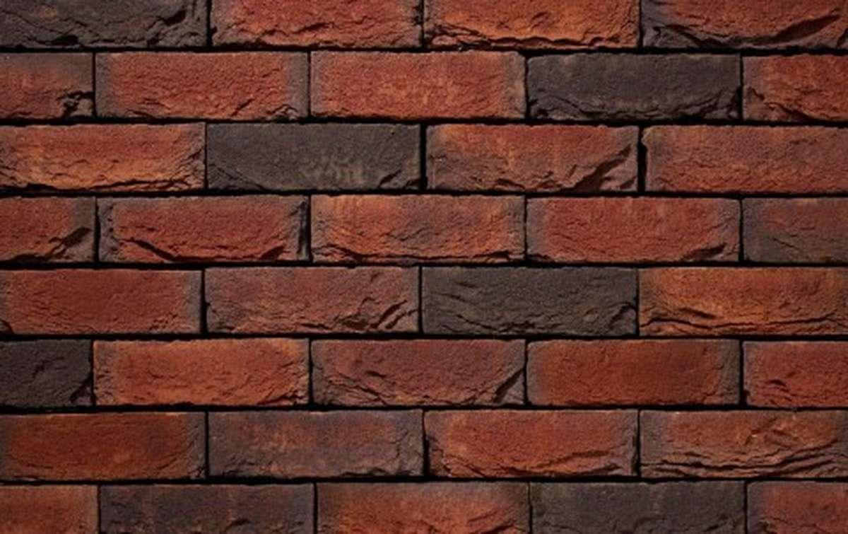 Фасадная плитка ручной формовки vandersanden  595. Louise, DF рядовая