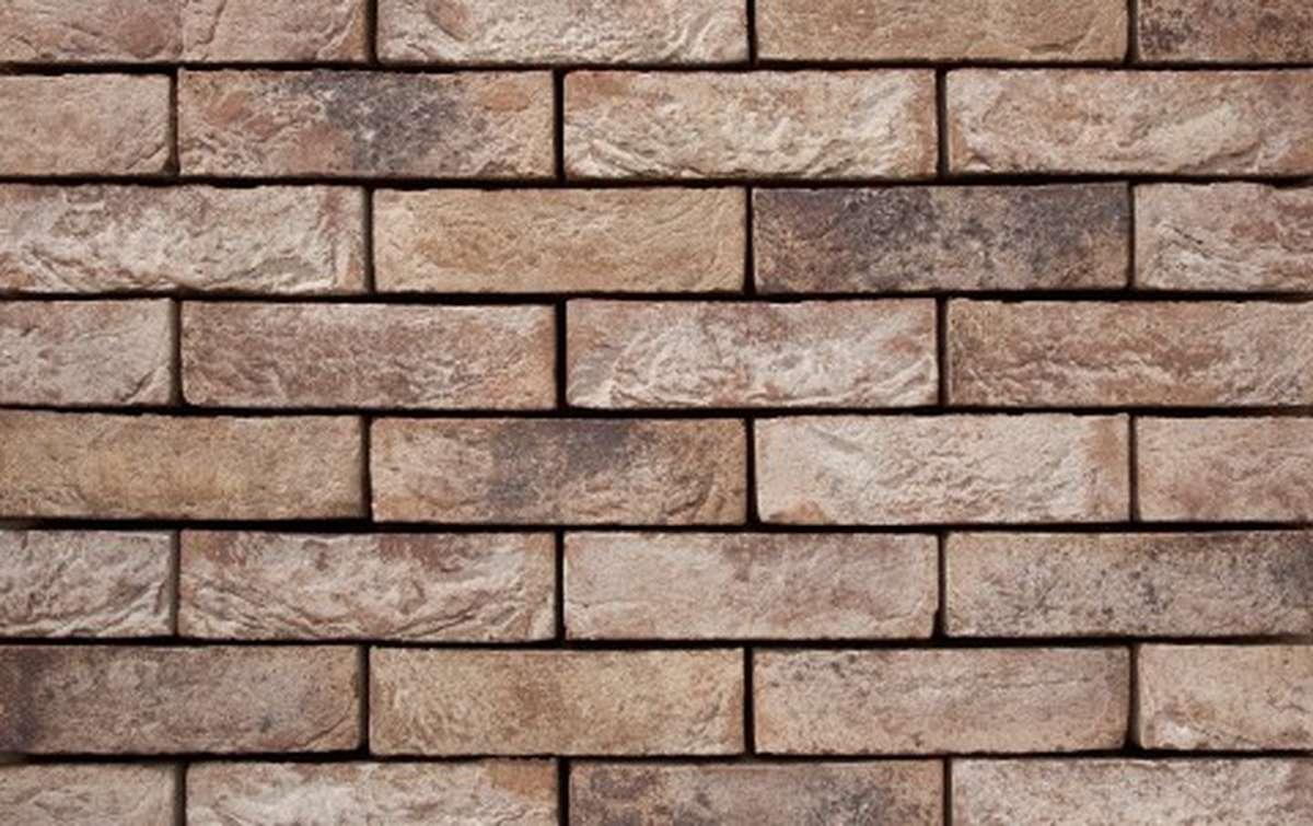 Фасадная плитка ручной формовки vandersanden  147. Imperia NEW, DF рядовая