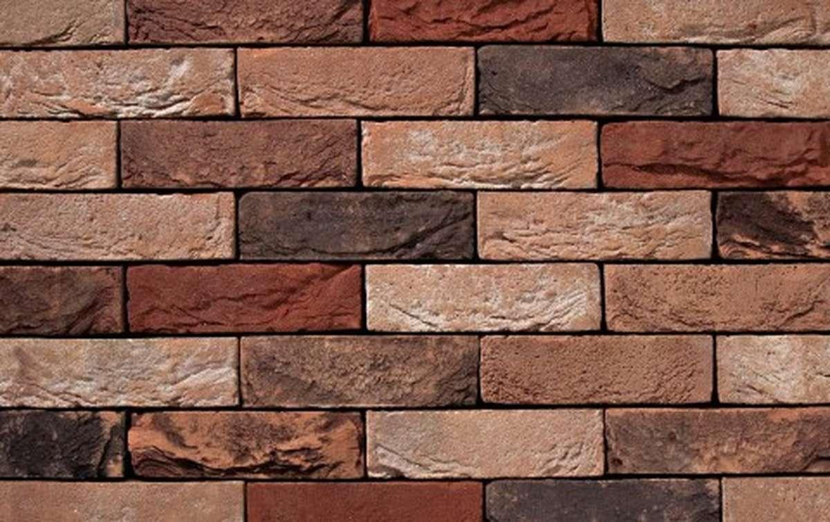 Фасадная плитка ручной формовки vandersanden  589. Ariane, NF рядовая