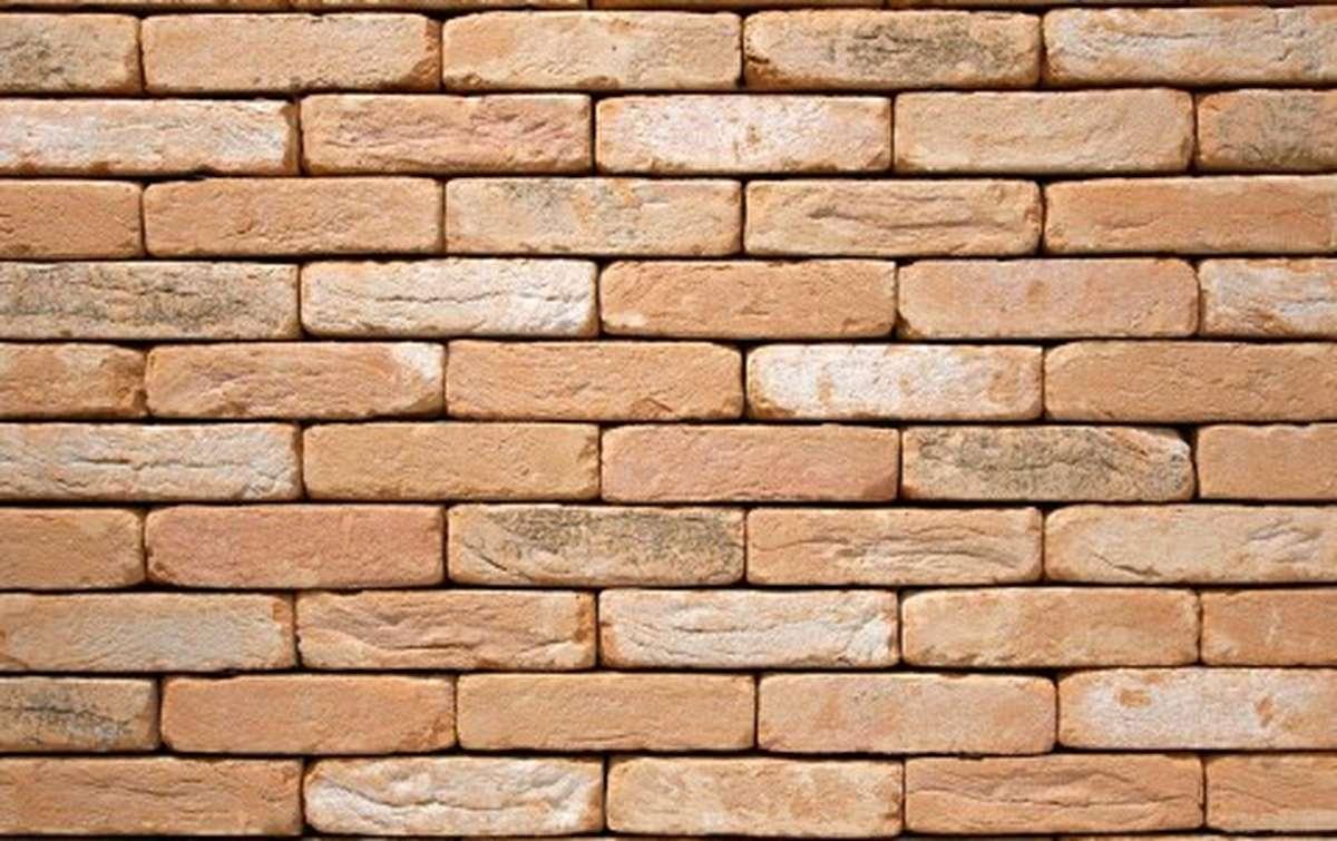 Фасадная плитка ручной формовки vandersanden  80. Oud Leie, М50 рядовая