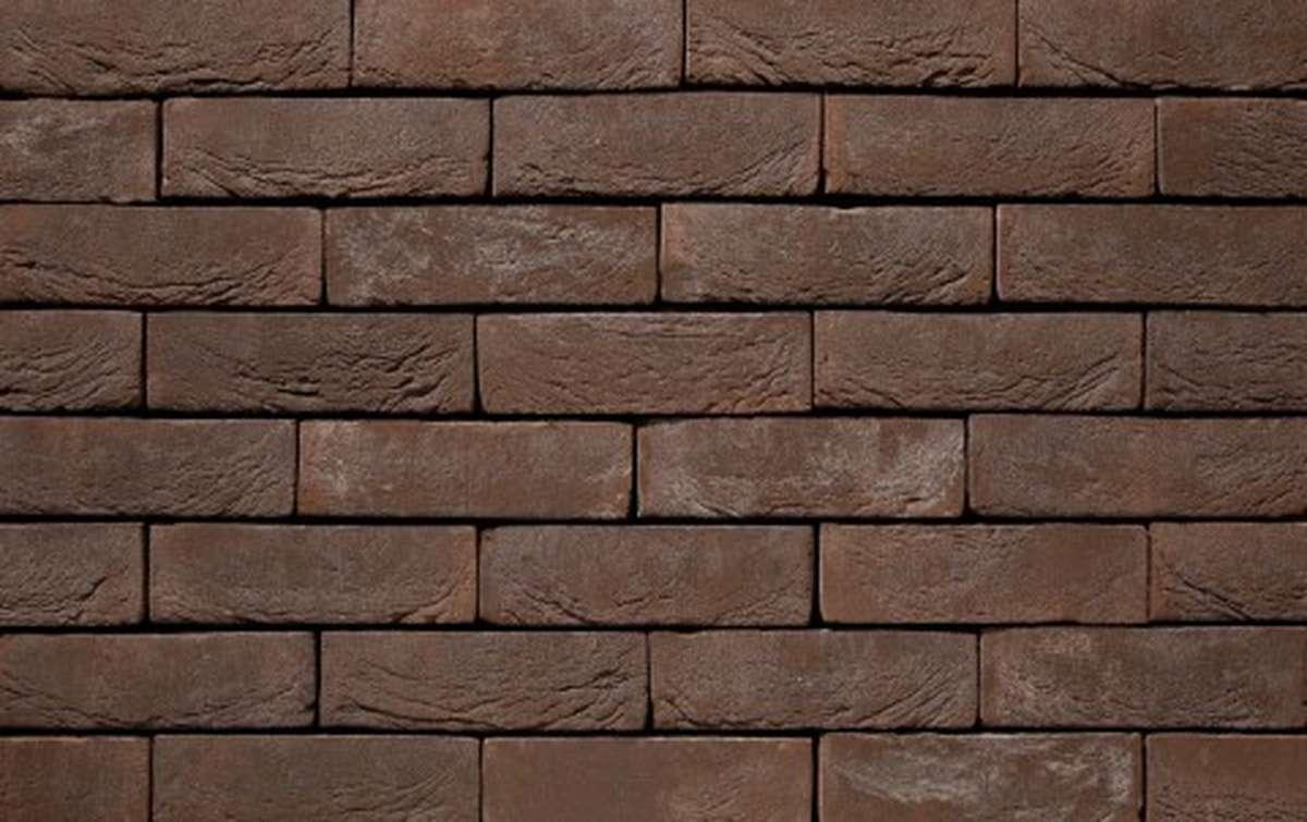 Фасадная плитка ручной формовки vandersanden  9. Java, М50 угловая