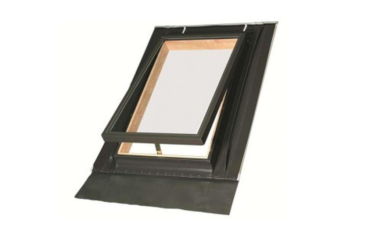 Мансардное окно для нежилых чердаков FAKRO WGI 46x55