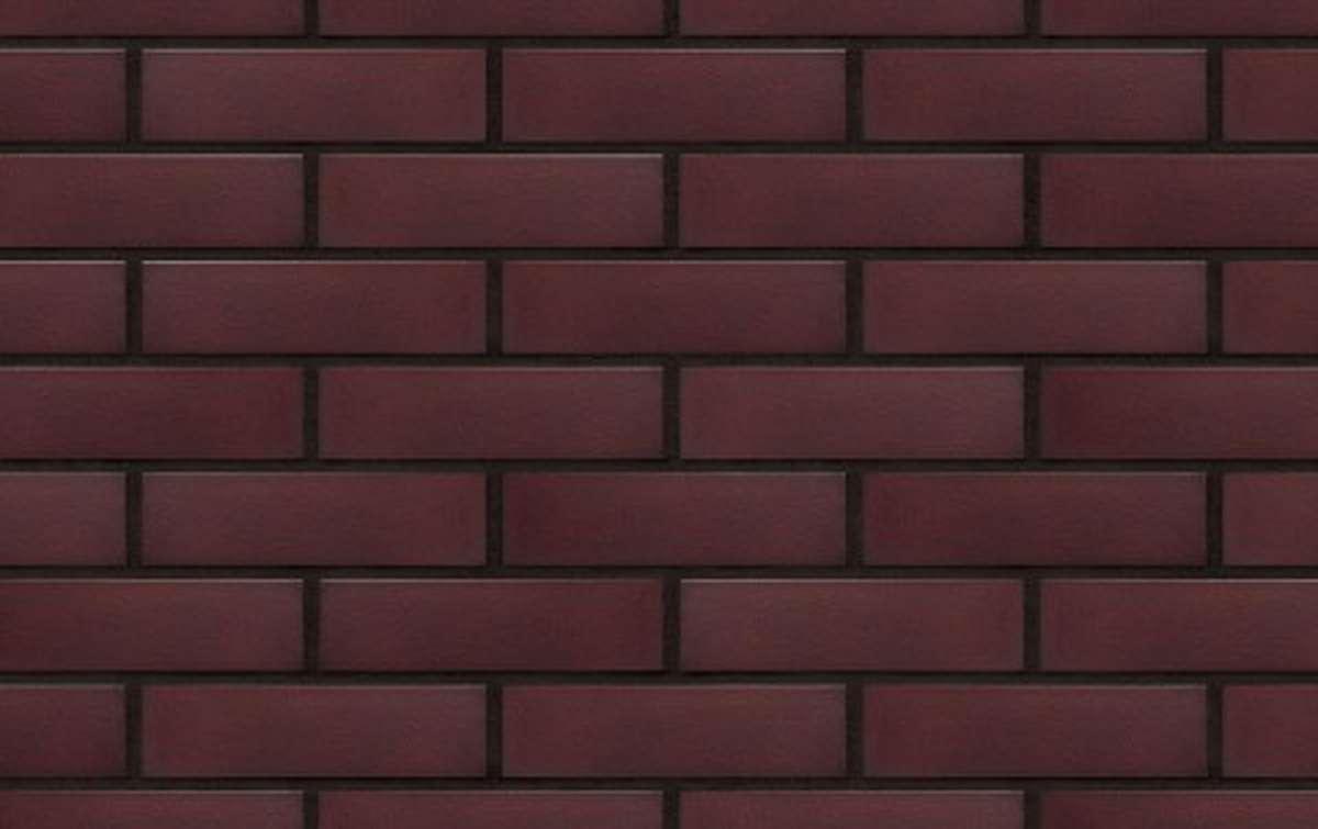 Фасадная клинкерная плитка King Klinker DREAM HOUSE The crimson island (07) , 250x65x10