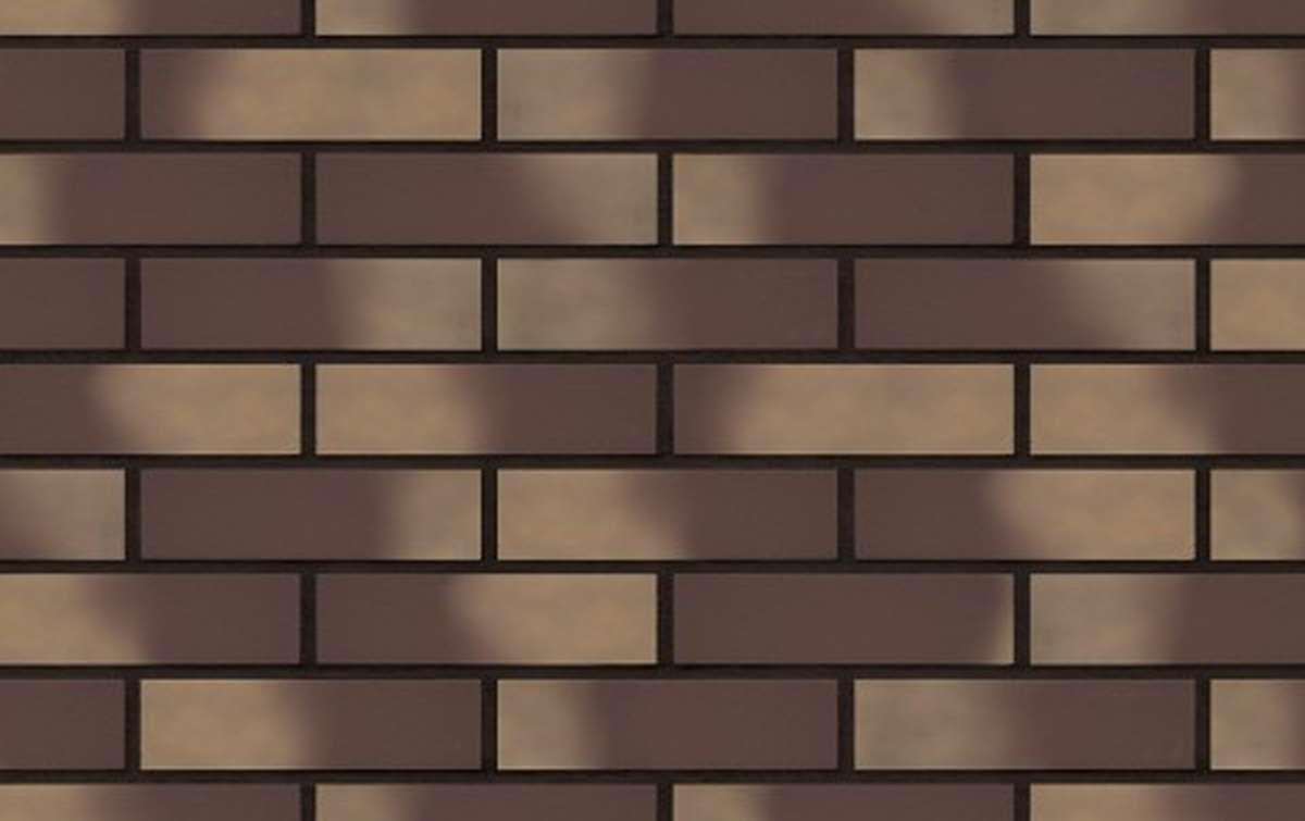 Фасадная клинкерная плитка King Klinker DREAM HOUSE Golden autumn (13), 250x65x10