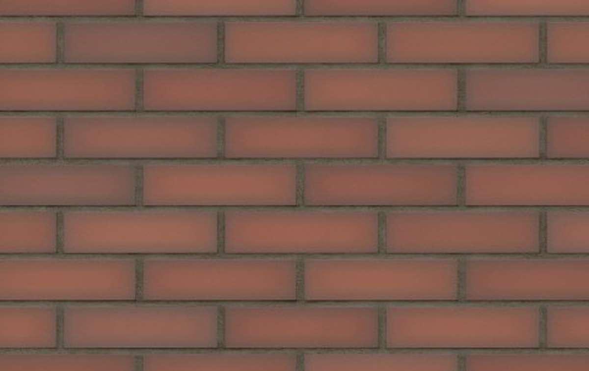 Фасадная клинкерная плитка King Klinker DREAM HOUSE Tibetan flame (20), 250x65x10