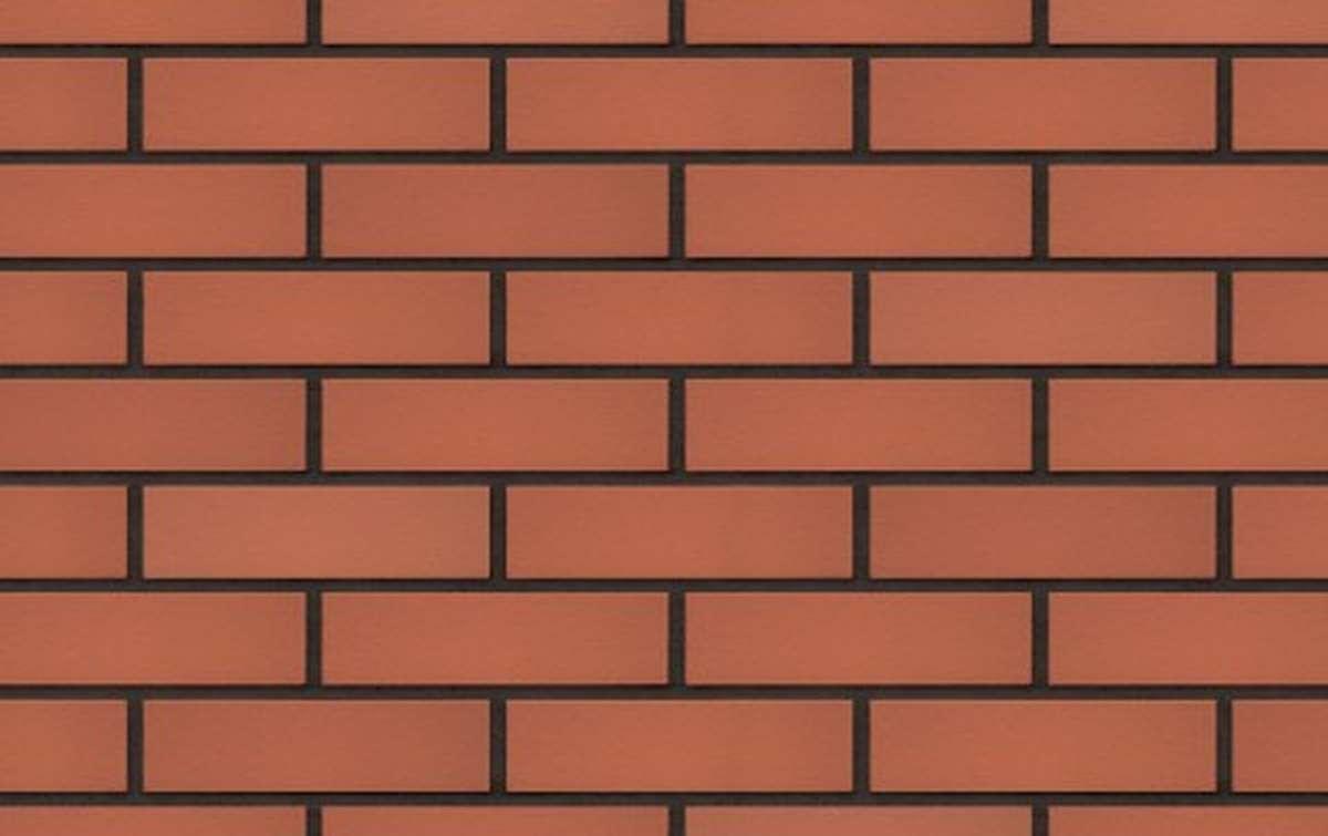 Фасадная клинкерная плитка King Klinker DREAM HOUSE Ruby red (01) , 240x71x10