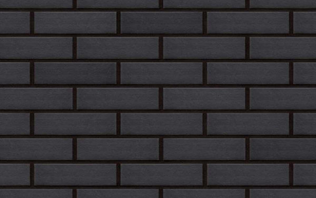 Фасадная клинкерная плитка King Klinker DREAM HOUSE Polar night (08) , 240x71x10