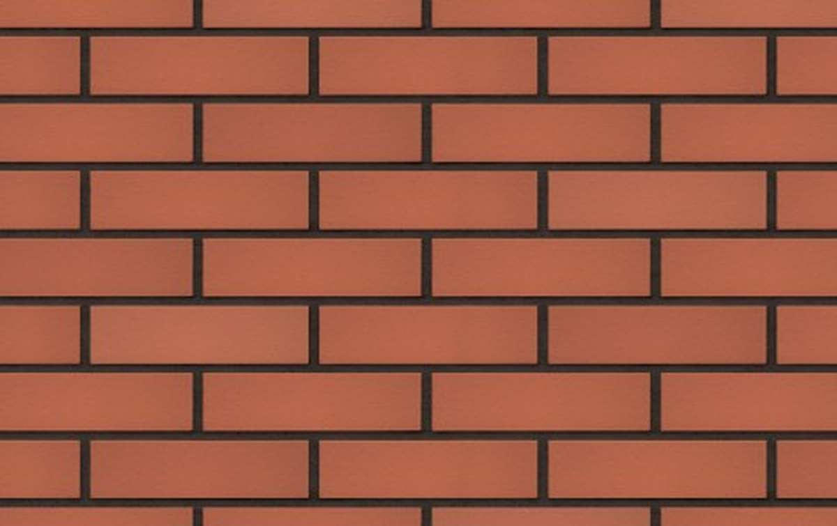Фасадная клинкерная плитка King Klinker DREAM HOUSE Ruby red (01) , 215x65x14