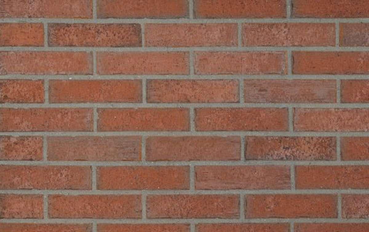 Фасадная клинкерная плитка King Klinker OLD CASTLE Brick tower (HF03), 240x71x10